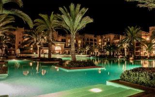 Отель Mazagan Beach Resort 5