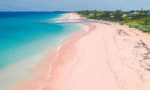 Розовый песок Крита