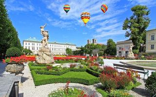Экскурсии по Австрии