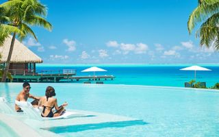 Отдых на островах Бора-Бора