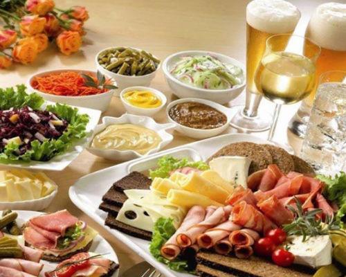 Австрийская кухня для туристов