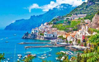 Морские курорты Италии
