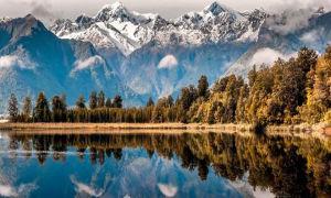 Озера Новой Зеландии