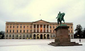 В гостях у короля Норвегии