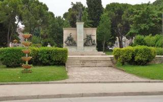 Парк Тито в Пуле