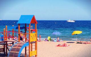 Где лучше отдохнуть с детьми в Испании