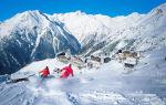 Горнолыжные курорты Австрии
