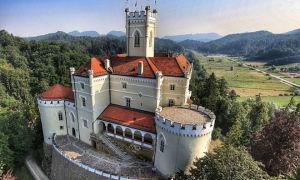 Замки Хорватии