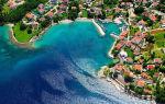 Хорватский остров Крк