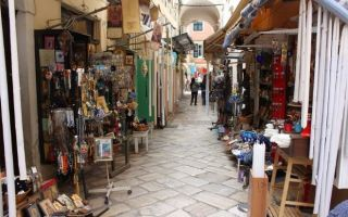 Что купить в Греции