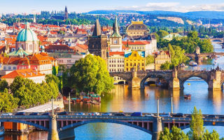 Почему туристы едут в Чехию
