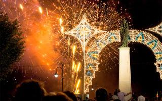 Веселые фестивали Италии