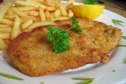 Wiener Schnitzel (Венский шницель)
