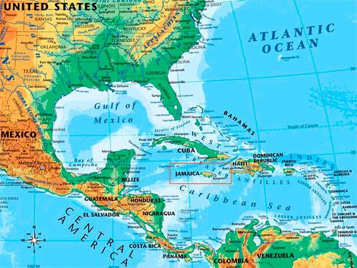 Туры на остров Ямайка, Цены, Отели Ямайки