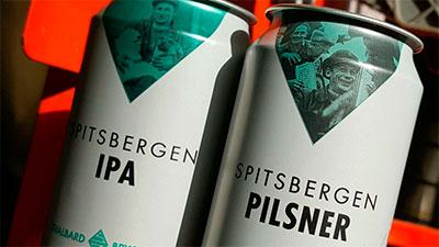 Пиво Spitsbergen IPA