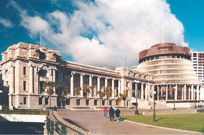 Парламент в Веллингтоне