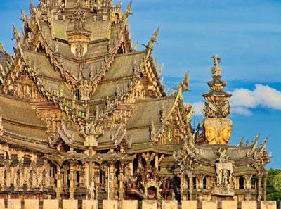 храм Святилище Истины