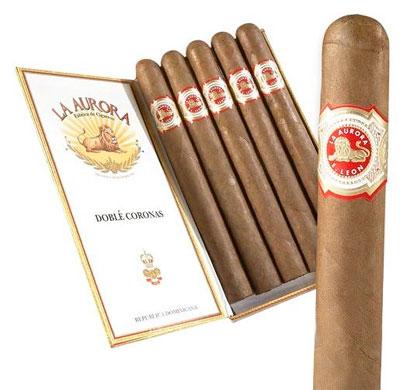 сигары La Aurora из Доминиканы