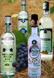 ракия - Болгарский крепкий напиток