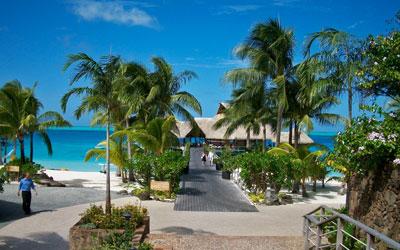 отели на острове Бора-Бора