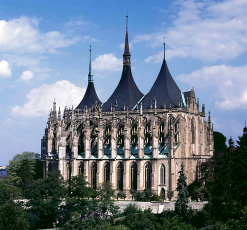 собор Святой Варвары