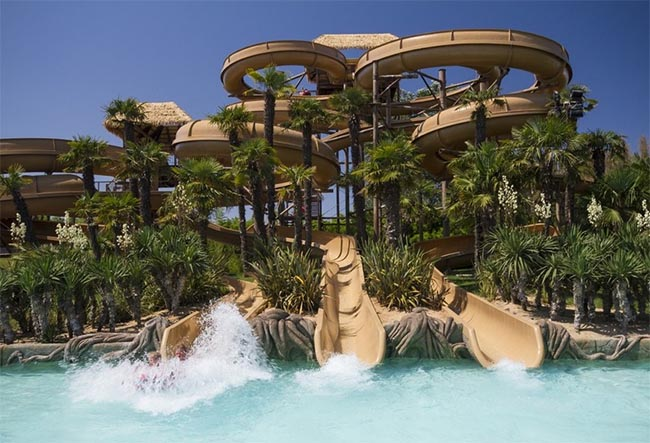аквапарк Акваландия